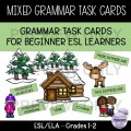 Mixed Grammar Activities for Beginner ESL