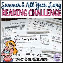 Summer and All Year Long Reading Challenge