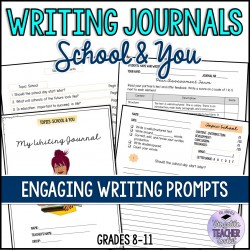 Engaging Writing Journal Prompts 3