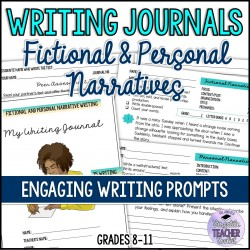 Engaging Writing Journal Prompts 4