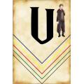 Bannière rentrée pour classe Harry Potter