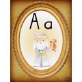 Alphabet script HP
