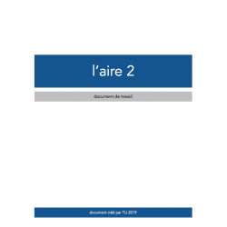 AIRE 2 -CAHIER D'EXERCICES