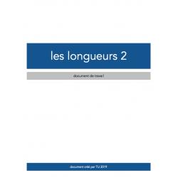 LES LONGUEURS 2 - DOCUMENT DE TRAVAIL