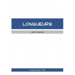 LONGUEURS - CAHIER D'EXERCICES