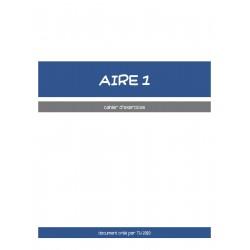 AIRE 1 - CAHIER D'ACTIVITÉS