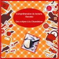 Compr. de lecture: Des crêpes à la Chandeleur