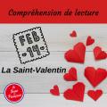 Compr.de lecture La Saint-Valentin