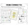 Ensemble économique YOGA et PLEINE CONSCIENCE