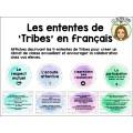 Les ententes de 'TRIBES' en français