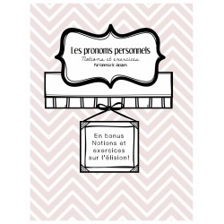 Pronoms personnels - Notions & Exercices