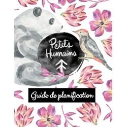 Guide de planification 2020-2021 panda et oiseau