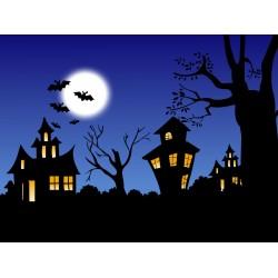Résoudre Halloween (Soirée costumée)