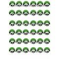 Auto-collants panda
