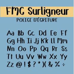 FMC surligneur