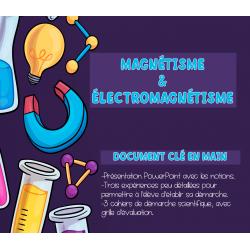 Le magnétisme (notions et expériences)