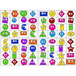 bingo des formes