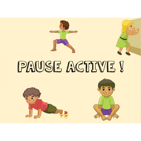 Pause active !