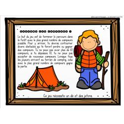 Atelier : sauvons les campeurs