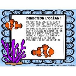 Atelier : Direction l'océan