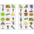 Atelier : bingo des s