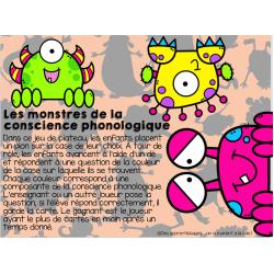 Atelier : les monstres de la conscience phono