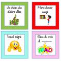 les félicitation / encouragements / Brag tag