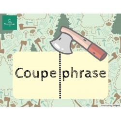 Coupe-phrase