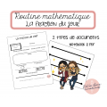 Routine Notebook - La fraction du jour