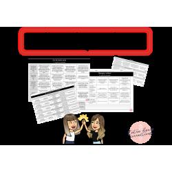 Grilles d'évaluation qualitatives FRANÇAIS