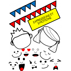 Kit Expressions et Emotions