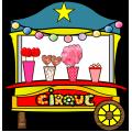 PACK Cliparts CréaKit cirque