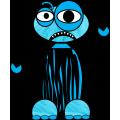 CréaKit Cliparts Monstres en couleur