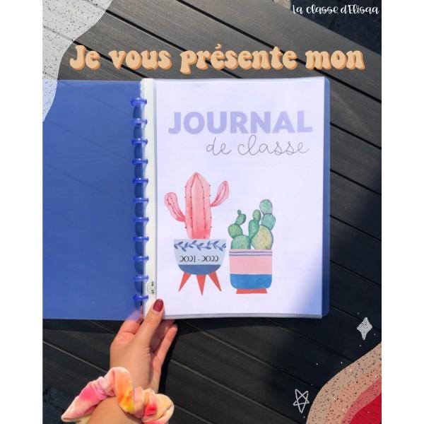Journal de classe 2021-2022