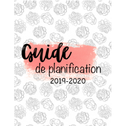 Guide de planification rustique 2019-2020