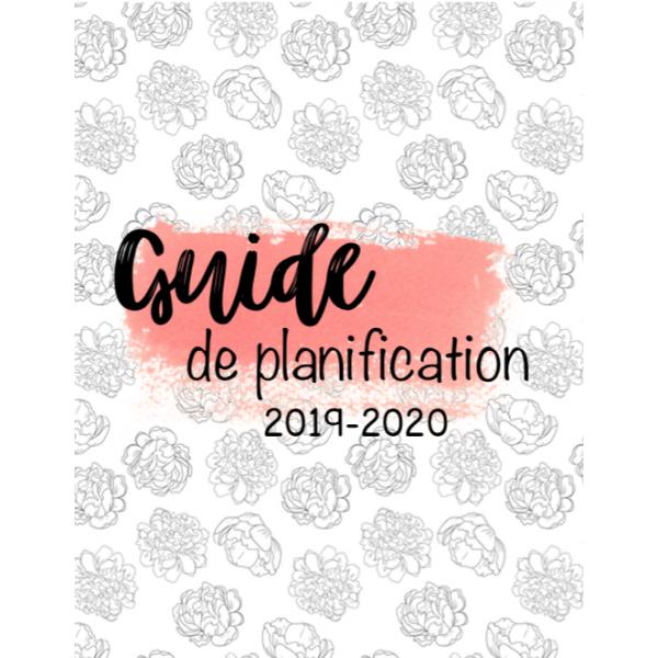 Guide de planification rustique 2019-2020