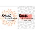 Couvertures pour guide de planification 2019-2020