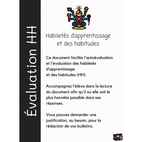 Évaluation HH