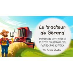 Le tracteur de Gérard