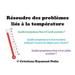 Résoudre des problèmes liés à la température