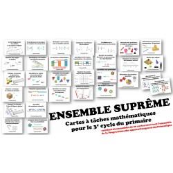 Ensemble suprême - Mathématique 3e cycle