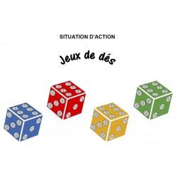 Situation d'action - Jeux de dés