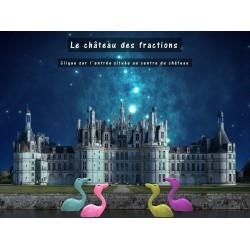 Le château des fractions