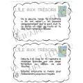 Défis de robotique: l'île aux trésors (moyen)