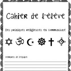 ECR - Les religions