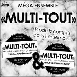 « Multi-tout » MÉGA-ENSEMBLE!