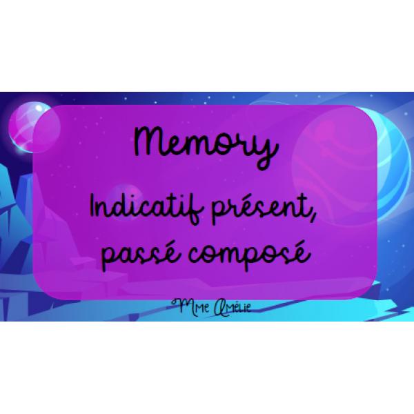 Memory - Présent et Passé composé