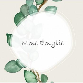 Mme Émylie