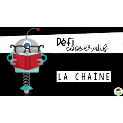 Défi coop - La chaîne