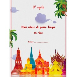 Cahier de passe-temps en Asie, 3e cycle